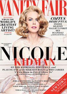 《Vanity Fair》杂志