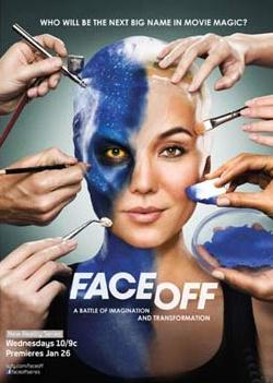 特效化妆师大对决第一季