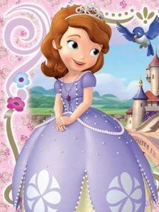 小公主苏菲亚英文版
