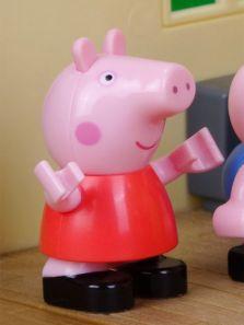 粉红猪玩具乐园