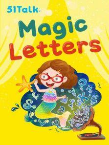 字母课-Magic Letters