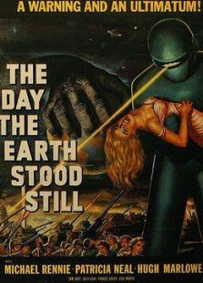 地球停转日1951