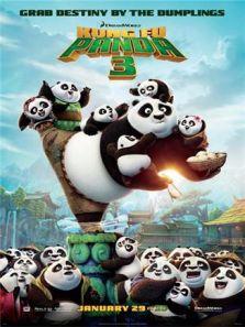 功夫熊猫3 普通话版(动作片)