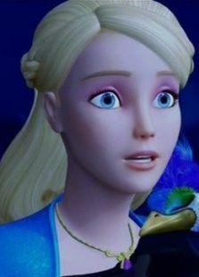 芭比之森林公主 英文版