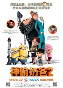 《神偷奶爸2 国语版》在线观看