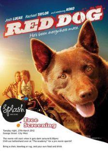 红犬历险记背景图