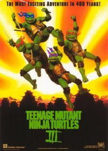 忍者神龟3(1993)