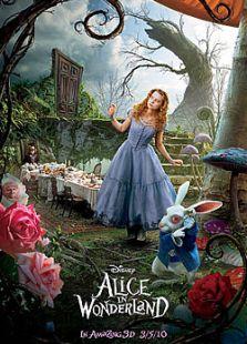 爱丽丝梦游仙境背景图