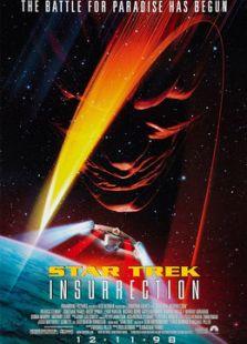 星际迷航9:星际起义