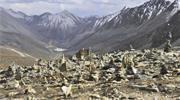 喜马拉雅山脉惊现骷髅湖