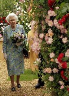 BBC:女王的御花园