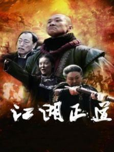 江湖正道DVD版