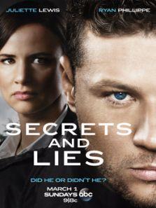 秘密与谎言 第一季-电视剧