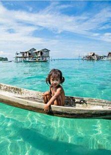 BBC:狂野部落-礁石吉普赛人