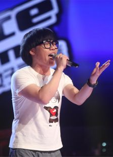 中国好声音-第二季学员李琦