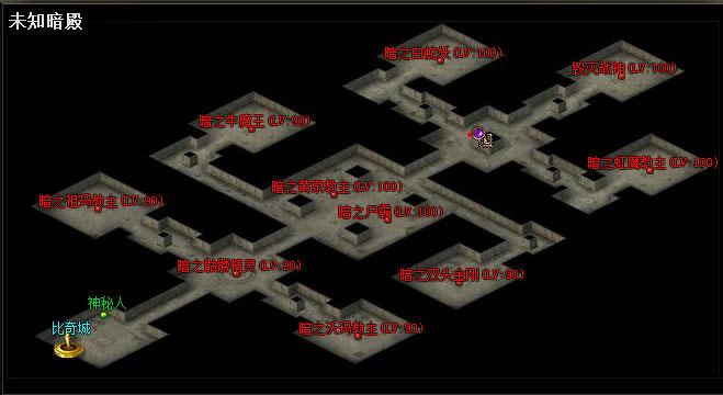 传奇霸业第一次进入游戏的正确道路