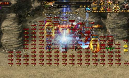 传奇霸业屌丝玩家的逆袭