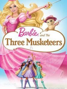 芭比之公主三劍客