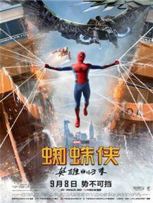 蜘蛛侠英雄归来中文版