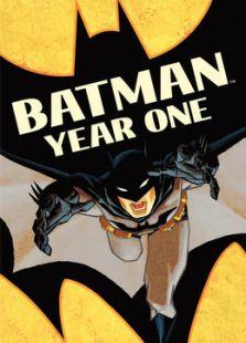 蝙蝠侠:元年