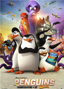 馬達加斯加的企鵝